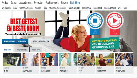 Matras Consumentenbond Beste Koop.Lidl Matras Best Getest Volgens Consumentenbond Yataz Nieuws
